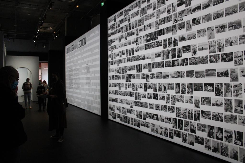 Expo Henri Cartier Bresson Le Grand Jeu Master Collection à la BNF
