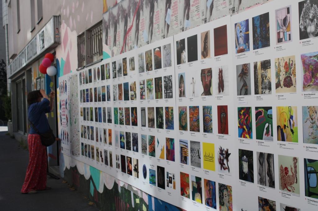 Galerie des ateliers d'artistes de Belleville